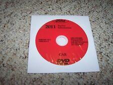 2011 Lincoln MKZ Shop Service Repair Manual DVD Hybrid 3.5L V6 AWD