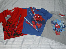 Marvel Boys' Crew Neck Other T-Shirts, Tops & Shirts (2-16 Years)