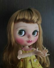 BLYTHE OOAK Custom Blythe doll poupee, muñeca.