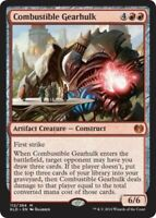 1x COMBUSTIBLE GEARHULK - Kaladesh - MTG - NM - Magic the Gathering