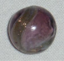 """DC: Ribbon Lutz Marble in Lavender Glass .586"""" 19/32"""""""