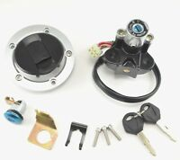 Ignition Switch Gas Fuel Tank Lock Suzuki GSXR600 750 1000 SV1000 SV650 GSX1250F