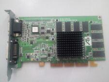 Scheda V. agp svga Ati Rage 128 Pro 32MB mac ed. out ADC e VGA usata funzionante