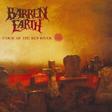 Barren Earth - The Curse of the Red River (2010)  CD  NEW/SEALED  SPEEDYPOST