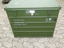 Alukiste Alubox Transportbox Expedition Messebau Paketkasten Transportkiste BW