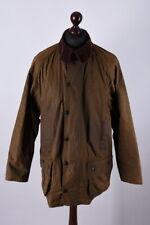 Barbour Classic Beaufort Vintage Waxed Jacket Size L / C42