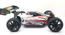 HPI Trophy Flux 1/8  Electric Rolling Chassis RC Buggy Hot Bodies Lightning OZRC
