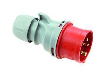 CEE Drehstromstecker Stecker 400V 16A IP44 PCE 015-6TT 015-6TT