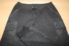 #146 Belstaff Black Sweat Pants Size XL