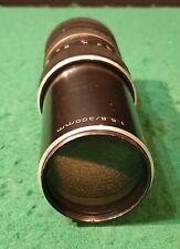 Vintage Enna Munchen Tele-Ennalyt 300mm 1:5.6 Zoom Lens