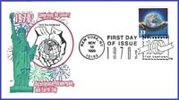 US #3189a U/A HOUSE OF FARNAM FDC   1970s Earth Day Celebrated