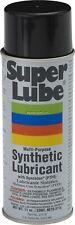 Super Lube Multipurpose Synthetic Lubricant 11 Oz Spray w/Syncolon 31110