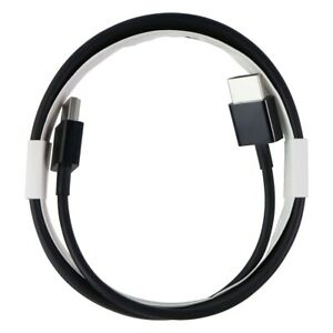 Apple Universal 5.9Ft HDMI (Type A) Male to Male Cable MC838LL/B - Black