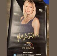 Maria Sharapova POSTER US OPEN Tennis ~ Fathead! Giant Sticker Poster 30x45 Sexy