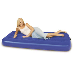 Bestway Comfort Quest Inflatable Single Bed Camping Bed