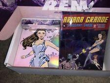 NEW ARIANA GRANDE R.E.M Perfume 3.4oz, Travel & Comics Book