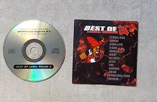 """CD AUDIO MUSIQUE / VARIOUS - BEST OF LABEL ROUGE 3 """"KAMMOUZE, RÉEL CARTER..."""""""
