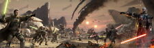 """06 Star Wars The Old Republic Game 77""""x24"""" Poster"""