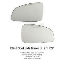 Rearview Blind Spot Curved Side Mirror Glass For RENAULT 2010-2016 Fluence SM3