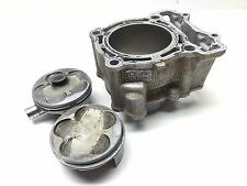 02#1 01-08 Yamaha YZ250F YZ 250F 250 Cylinder Head Top End Engine Piston 76.62mm