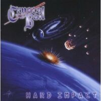 "CRYSTAL BALL ""HARD IMPACT (RE-RELEASE)"" CD NEU"