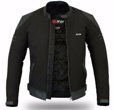 Men's Boys Jacket Light Weight Quilted Thermal Winter Fashion Motorcycle Jacket
