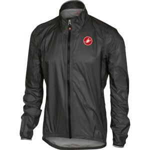 Castelli Dolomiti X-Lite Waterproof Cycling Jacket - Anthracite