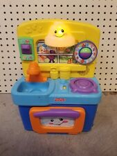 Fisher Price Laugh and Learn Kitchen Activity Center Music Lights
