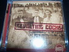 Revolting Cocks – You Goddamned Son Of A Bitch - Live At The Metro 2 CD – New