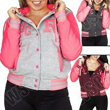 Unbranded Fleece Waist Length Coats & Jackets for Women