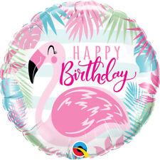 Flamingo Fun 18 in Foil Balloon environ 45.72 cm