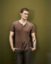 MATTHEW MORRISON GENUINE AUTHENTIC SIGNED GLEE 10X8 PHOTO AFTAL & UACC B