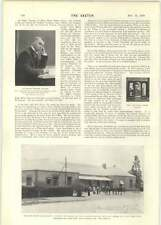1899 Leslie Ward  Judith Topham Post Office Mafeking Sir Edgar Vincent