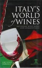 Italy Wines Books