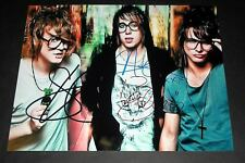 """SHORT STACK BAND X3 PP SIGNED 10X8"""" PHOTO  REPRO"""
