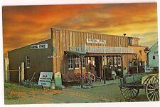 General Store Pioneer Auto Museum Murdo South Dakota  Postcard