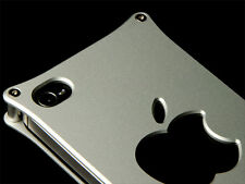 Abee Aluminum Jacket For iPhone 4 Type 05 Silver