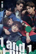 SHINEE [1 AND 1] 5th Repackage Album 2CD+Photo Book+Photo Card K-POP SEALED