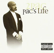 2Pac - Pac's Life (2006)  CD  NEW  SPEEDYPOST