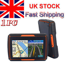 "4.3"" Bike Motorcycle Motorbike GPS Navigation SAT NAV Bluetooth 8GB 256MB + Maps"