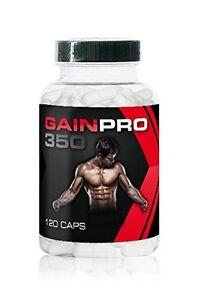 GainPro Masseaufbau anabol Testo Booster Natürlicher Ersatz für anabole Steroide