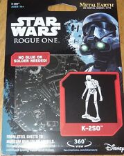 K-2SO Star Wars Rogue One Metal Earth 3D Laser Cut Metal Model Kit MMS275