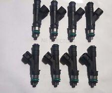 Genuine Bosch 0280158001 Set Of 8 Fuel Injectors for Ford 04-09 E150 E250 5.4L