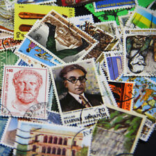 Various Collection Postage Stamp Valuable All Over the World Different Stamps