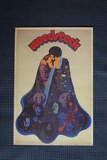 Woodstock Tour Poster 1969 #2