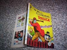 COLLANA RODEO I TRE BILL N.41 ORIGINALE BELLISSIMO DA EDICOLISSIMA TIPO TEX MARK