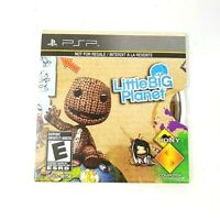 Little Big Planet Game for Sony PSP PlayStation Portable - Puzzle - NEW™