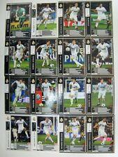 WCCF 2010-11 Real Madrid complete 16 cards set RONALDO OZIL Kaka Casillas