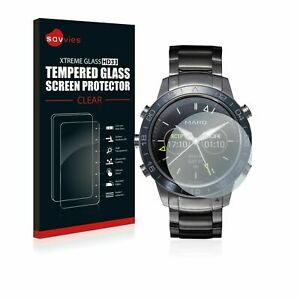 Garmin Marq Aviator , Savies@ Xtreme Glass HD33 Tempered Glass Screen Protector