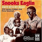 Snooks Eaglin - Country Boy Down in New Orleans (1995)